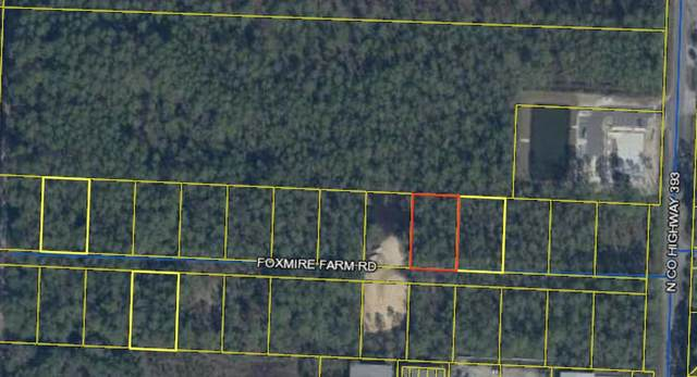 Lot 5 Foxmire Farm Rd, Santa Rosa Beach, FL 32459 (MLS #861418) :: Keller Williams Realty Emerald Coast