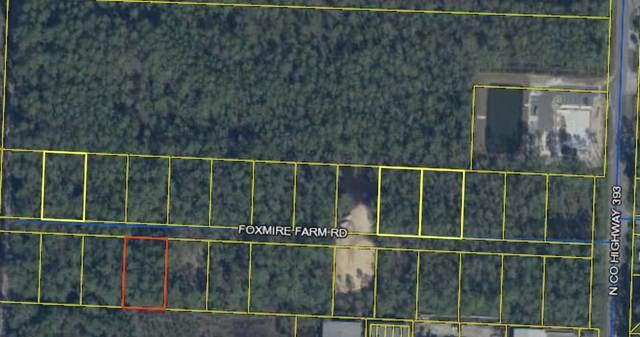 Lot 18 Foxmire Farm Rd, Santa Rosa Beach, FL 32459 (MLS #861420) :: Keller Williams Realty Emerald Coast