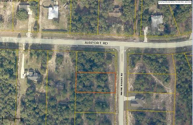 Lot B2 Wayne Rogers Road, Crestview, FL 32539 (MLS #861469) :: Linda Miller Real Estate