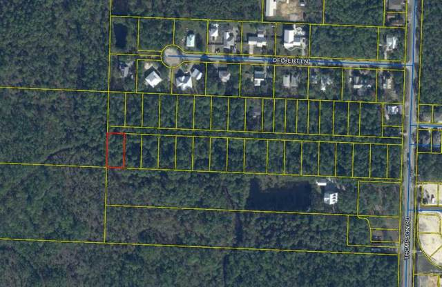 Lot 019 Thompson Road, Santa Rosa Beach, FL 32459 (MLS #861582) :: The Beach Group
