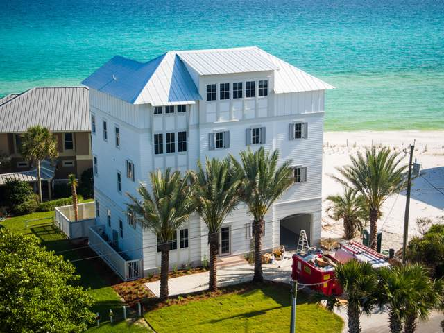 281 Pompano Street, Inlet Beach, FL 32461 (MLS #861687) :: Rosemary Beach Realty
