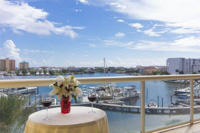 770 Harbor Boulevard Unit 2H, Destin, FL 32541 (MLS #861739) :: NextHome Cornerstone Realty