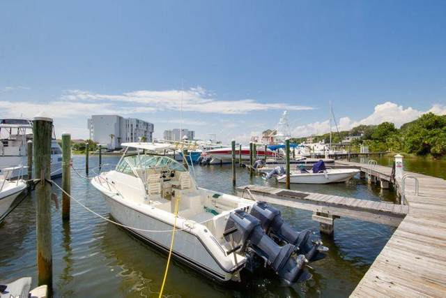 770 Harbor Boulevard Unit 2H, Destin, FL 32541 (MLS #861741) :: NextHome Cornerstone Realty