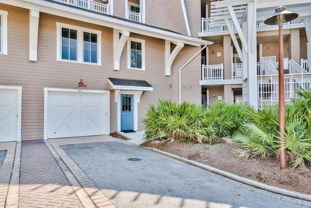 37 Compass Point Way #106, Watersound, FL 32461 (MLS #861761) :: The Premier Property Group