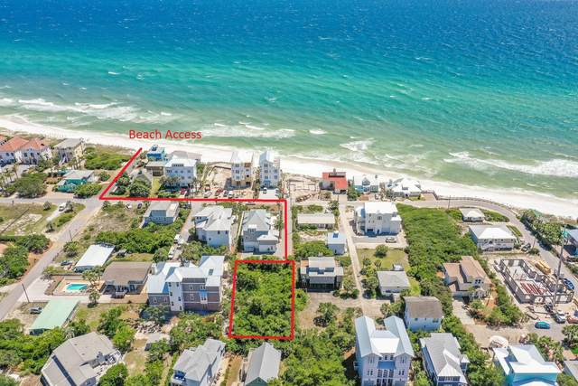 A Pompano Street, Inlet Beach, FL 32461 (MLS #861826) :: Better Homes & Gardens Real Estate Emerald Coast
