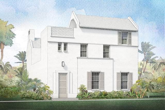 18 Lemon Hill Alley Z2, Alys Beach, FL 32461 (MLS #861855) :: Berkshire Hathaway HomeServices Beach Properties of Florida