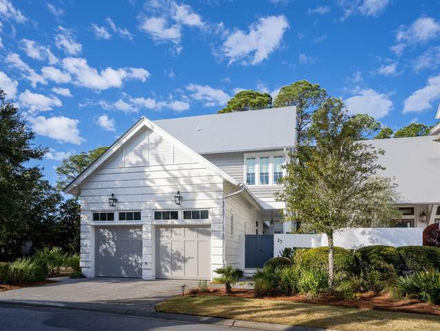23 Bennett, Santa Rosa Beach, FL 32459 (MLS #861908) :: Classic Luxury Real Estate, LLC