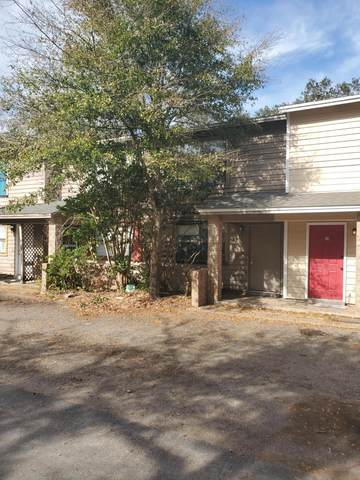 618 Gap Creek Drive Unit 27, Fort Walton Beach, FL 32548 (MLS #861910) :: Berkshire Hathaway HomeServices PenFed Realty