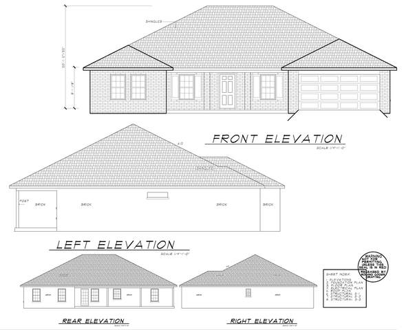 Lot 10 Wildwood Street, Mary Esther, FL 32569 (MLS #861916) :: EXIT Sands Realty
