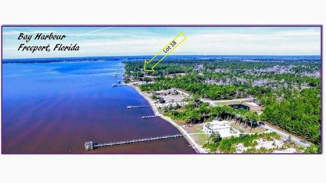 Lot 18 Bay Harbour Boulevard, Freeport, FL 32439 (MLS #861991) :: RE/MAX By The Sea