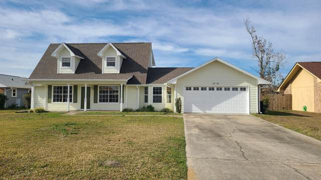 1518 Bluegrass Lane, Lynn Haven, FL 32444 (MLS #862005) :: Keller Williams Realty Emerald Coast