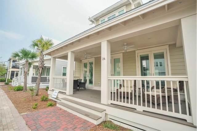 24 Pleasant Street, Inlet Beach, FL 32461 (MLS #862068) :: Somers & Company