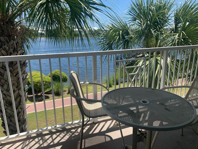114 Carillon Market Street #204, Panama City Beach, FL 32413 (MLS #862173) :: RE/MAX By The Sea