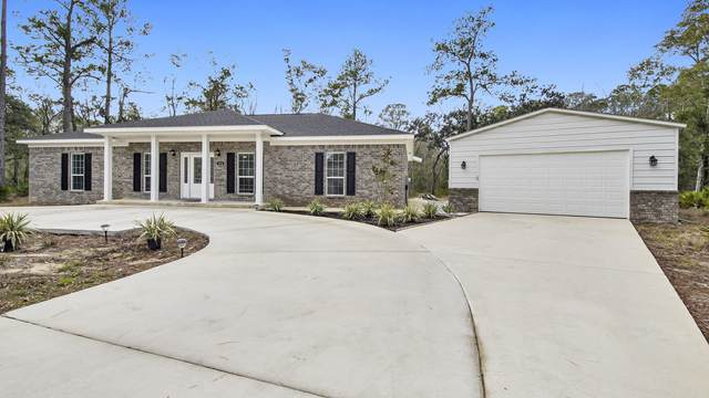 114 Bayside Drive, Freeport, FL 32439 (MLS #862174) :: Hammock Bay