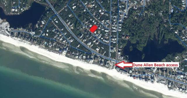 unknown Baird Road, Santa Rosa Beach, FL 32459 (MLS #862192) :: The Beach Group
