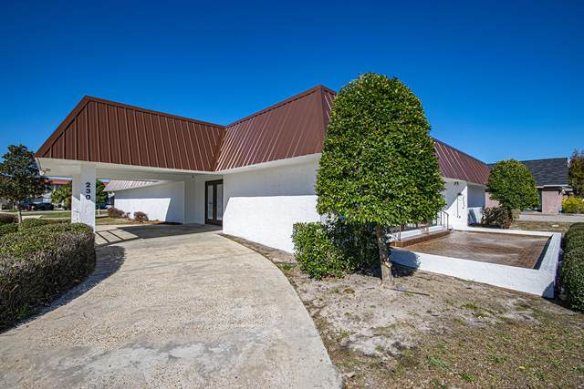 230 S Arnold Road, Panama City Beach, FL 32413 (MLS #862208) :: NextHome Cornerstone Realty