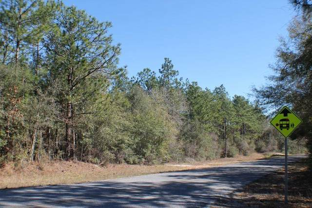 BC+/- 54ac Old River Road, Baker, FL 32531 (MLS #862261) :: Engel & Voelkers - 30A Beaches