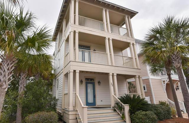 32 Lazy Day Lane, Inlet Beach, FL 32461 (MLS #862266) :: Beachside Luxury Realty