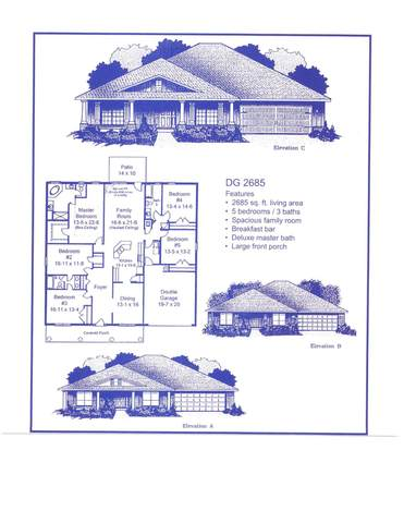 2009 Broad Street, Crestview, FL 32536 (MLS #862267) :: Keller Williams Realty Emerald Coast