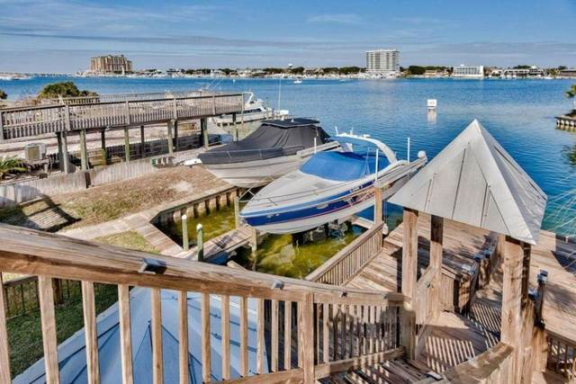 415 Gulf Shore Drive Unit 9, Destin, FL 32541 (MLS #862271) :: Back Stage Realty