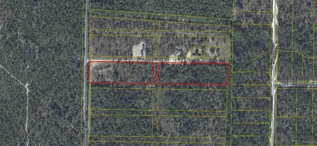 5.7 Acres Watson Road, Defuniak Springs, FL 32433 (MLS #862406) :: The Chris Carter Team