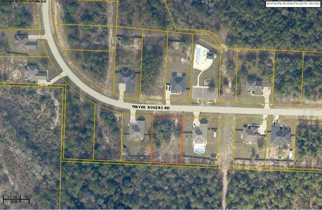 Lot C4 Wayne Rogers Road, Crestview, FL 32539 (MLS #862418) :: Linda Miller Real Estate