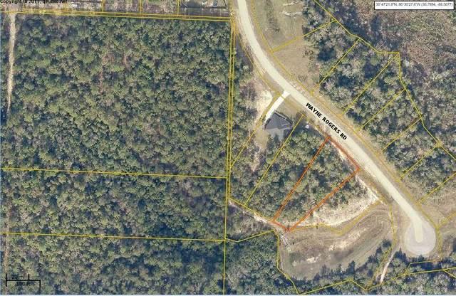 Lot E4 Wayne Rogers Road, Crestview, FL 32539 (MLS #862421) :: Somers & Company