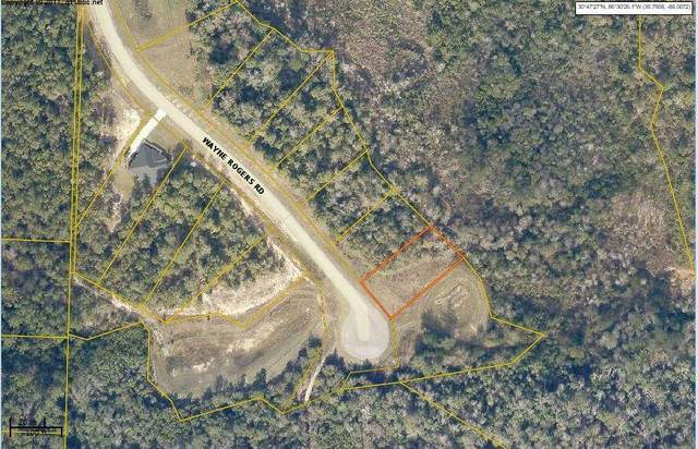 Lot F7 Wayne Rogers Road, Crestview, FL 32539 (MLS #862428) :: Coastal Lifestyle Realty Group