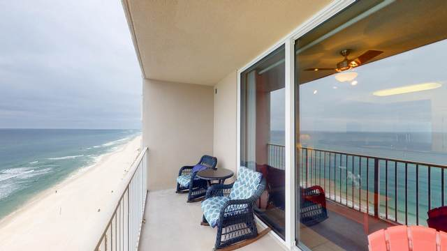 16819 Front Beach Road Unit 1207, Panama City Beach, FL 32413 (MLS #862456) :: Berkshire Hathaway HomeServices PenFed Realty