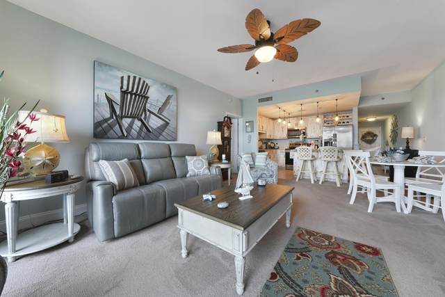 9860 S Thomas Drive #407, Panama City Beach, FL 32408 (MLS #862474) :: ENGEL & VÖLKERS