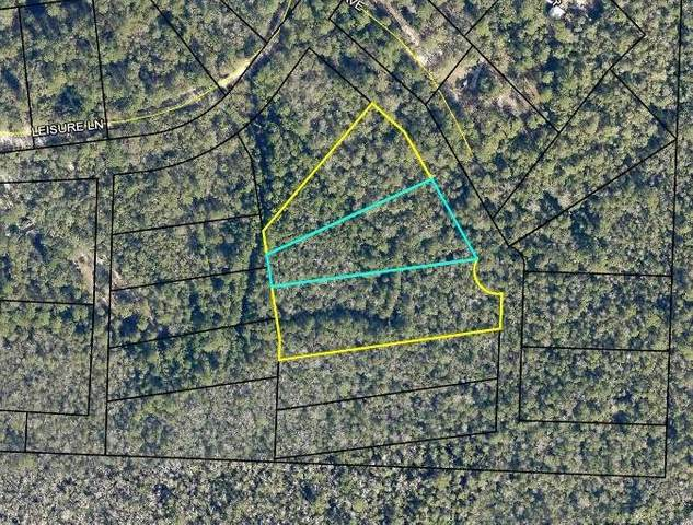 1.10 Acres Leisure Avenue, Holt, FL 32564 (MLS #862499) :: Somers & Company