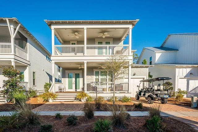503 Flatwoods Forest Loop, Santa Rosa Beach, FL 32459 (MLS #862509) :: Beachside Luxury Realty