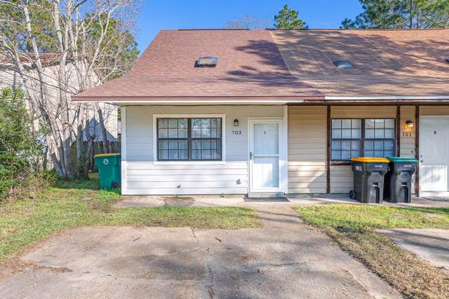 703 Terrance Court D, Fort Walton Beach, FL 32547 (MLS #862532) :: Berkshire Hathaway HomeServices PenFed Realty