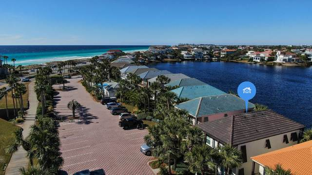3551 Scenic Highway 98 Unit 18, Destin, FL 32541 (MLS #862538) :: Berkshire Hathaway HomeServices PenFed Realty