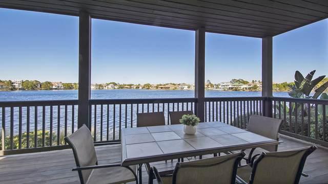 3551 Scenic Highway 98 Unit 18, Destin, FL 32541 (MLS #862538) :: Classic Luxury Real Estate, LLC