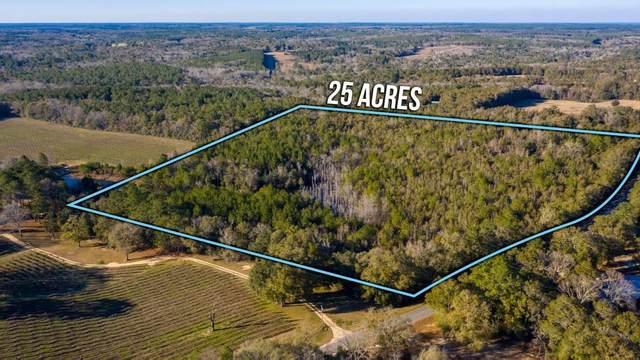 25 ACRES Co Hwy 1883, Defuniak Springs, FL 32433 (MLS #862541) :: The Honest Group