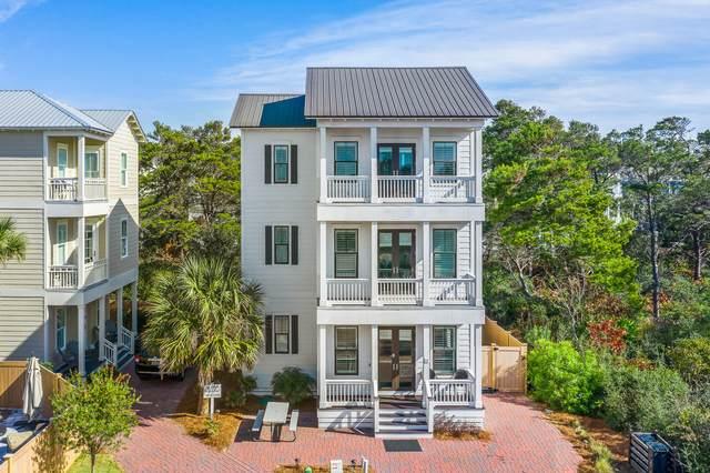32 Moonlit Shores Lane, Santa Rosa Beach, FL 32459 (MLS #862560) :: Luxury Properties on 30A