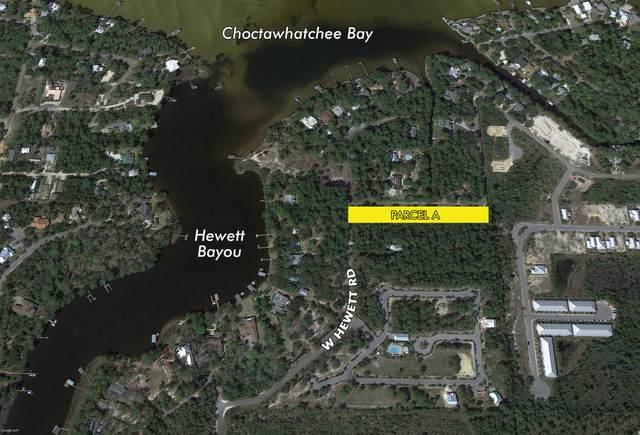 Parcel A W Hewett Road, Santa Rosa Beach, FL 32459 (MLS #862586) :: The Honest Group