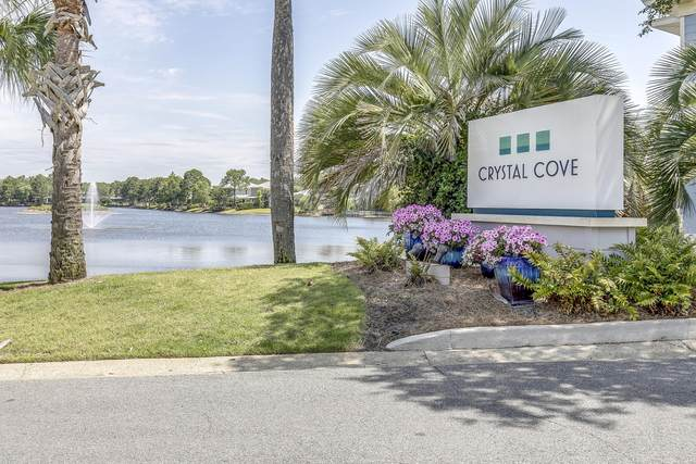 2316 Crystal Cove Lane #2316, Miramar Beach, FL 32550 (MLS #862608) :: Scenic Sotheby's International Realty