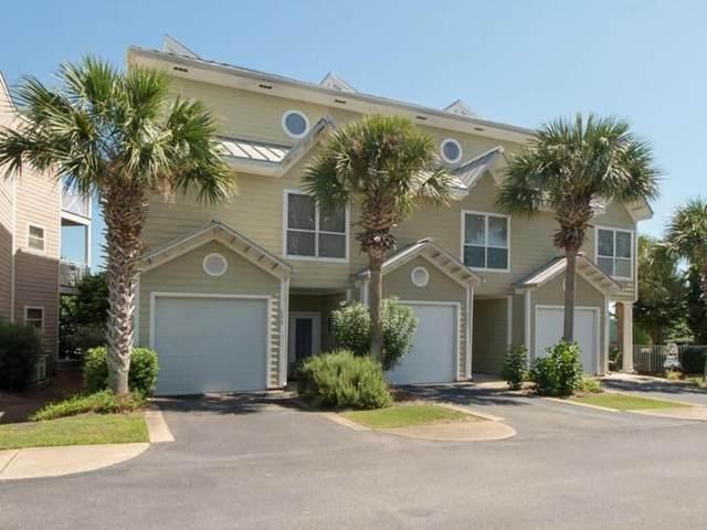 3695 Scenic Highway 98 Unit 502, Destin, FL 32541 (MLS #862618) :: NextHome Cornerstone Realty