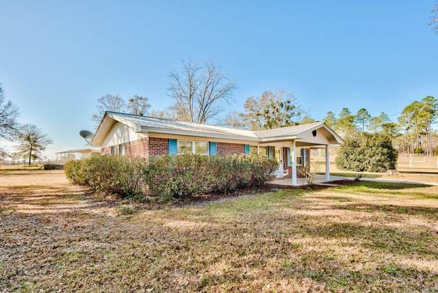 4439 Co Hwy 2, Laurel Hill, FL 32567 (MLS #862643) :: Scenic Sotheby's International Realty