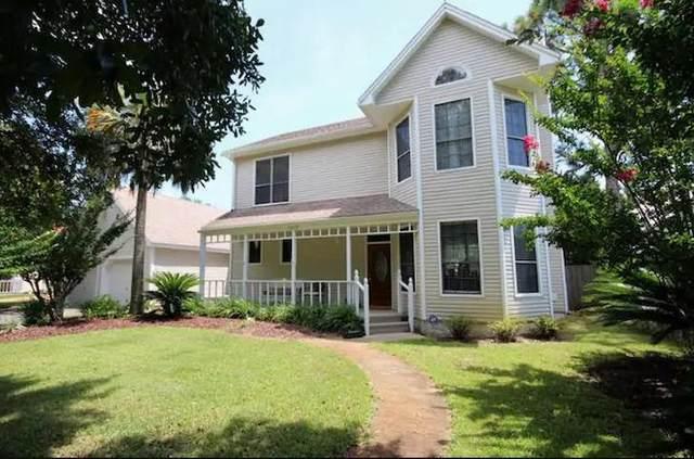 9409 Octavia Lane, Navarre, FL 32566 (MLS #862653) :: ENGEL & VÖLKERS