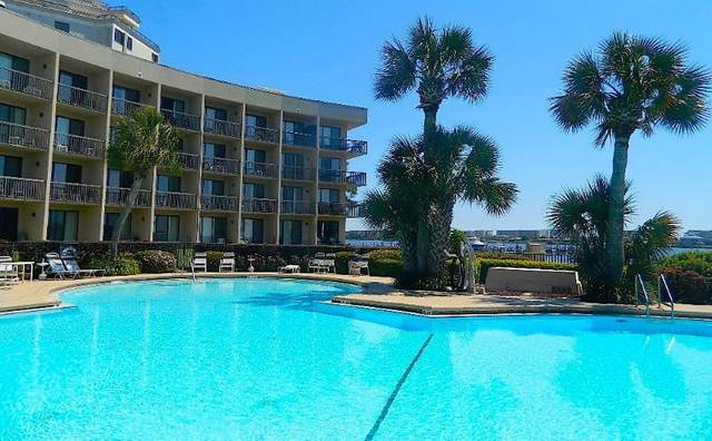 214 SW Miracle Strip Pkwy #B104, Fort Walton Beach, FL 32548 (MLS #862656) :: NextHome Cornerstone Realty