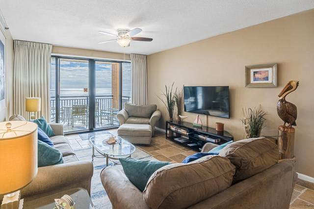8271 Gulf Boulevard #1005, Navarre, FL 32566 (MLS #862682) :: 30A Escapes Realty