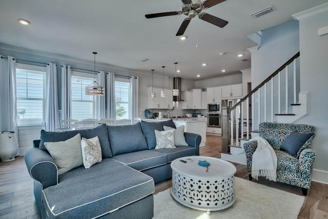 93 E Crabbing Hole Lane, Inlet Beach, FL 32461 (MLS #862688) :: Somers & Company