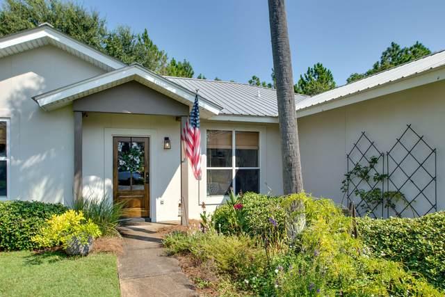149 White Heron Drive, Santa Rosa Beach, FL 32459 (MLS #862741) :: Somers & Company