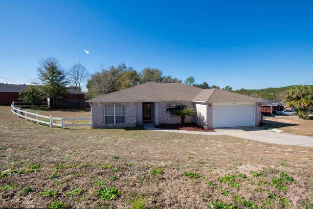 474 Jillian Drive, Crestview, FL 32536 (MLS #862746) :: Better Homes & Gardens Real Estate Emerald Coast