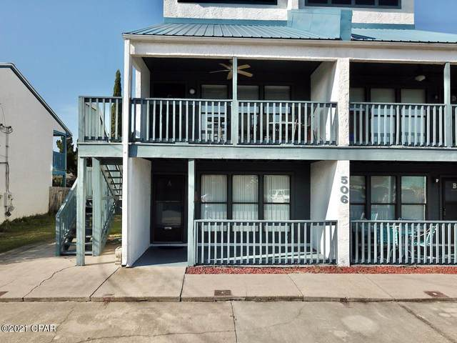 506 E El Centro Boulevard # 506A, Panama City Beach, FL 32413 (MLS #862752) :: Rosemary Beach Realty