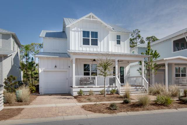 511 Flatwoods Forest Loop, Santa Rosa Beach, FL 32459 (MLS #862753) :: Beachside Luxury Realty