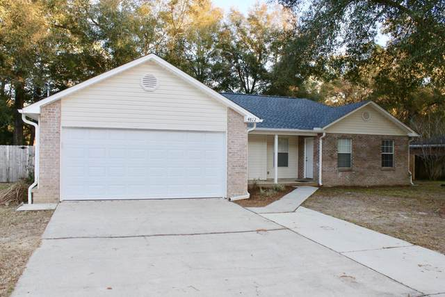4812 Acorn Drive, Crestview, FL 32539 (MLS #862754) :: Better Homes & Gardens Real Estate Emerald Coast